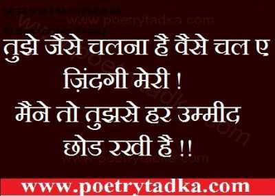 famous quotes in hindi zindagi meri